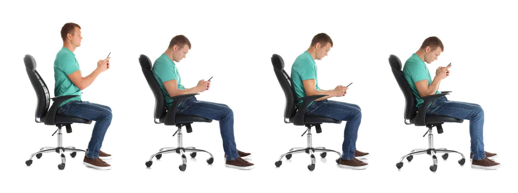 Diagram-of-how-poor-seating-posture-can-cause-neck-and-shoulder-pain-that-a-Physio-needs-to-treat-a-male